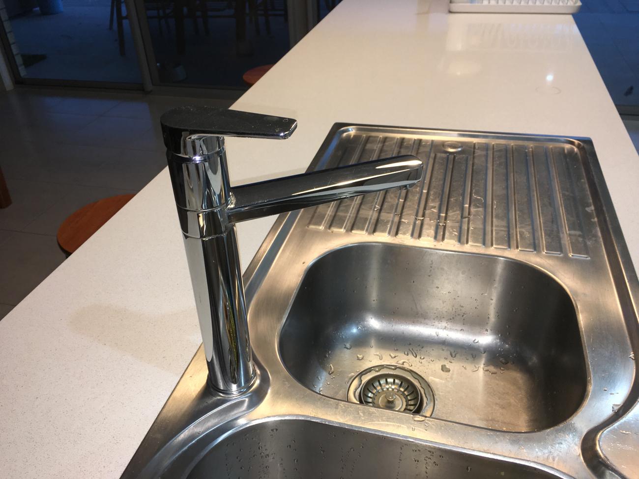 Kitchen Sink Mixer Taps Logan City Plumbing