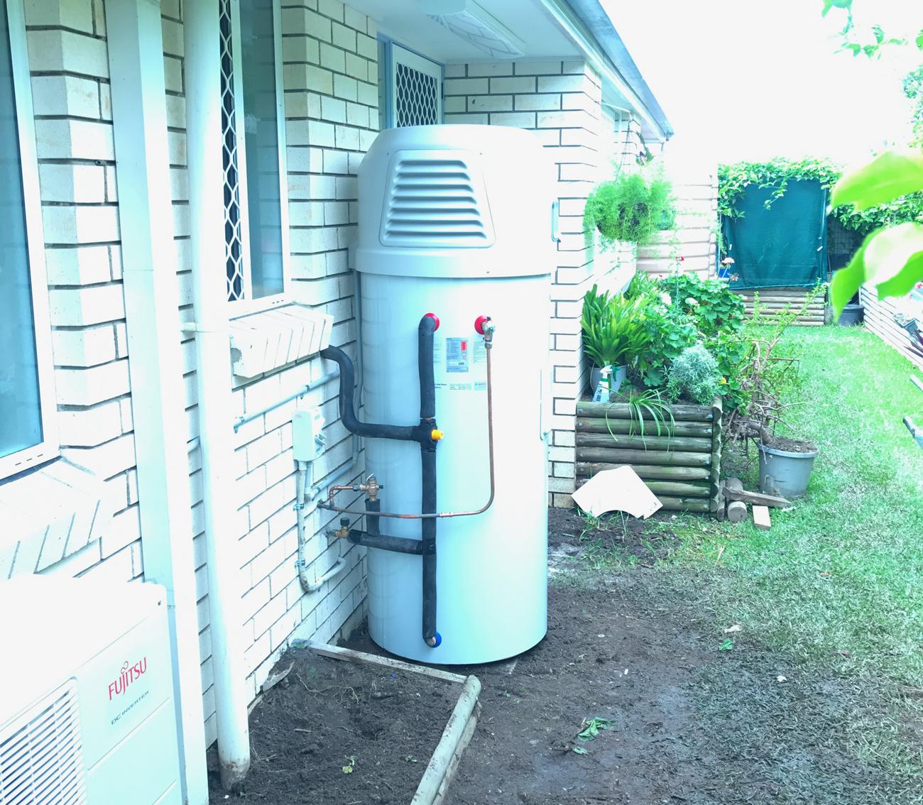 Heat Pumps - Logan City Plumbing