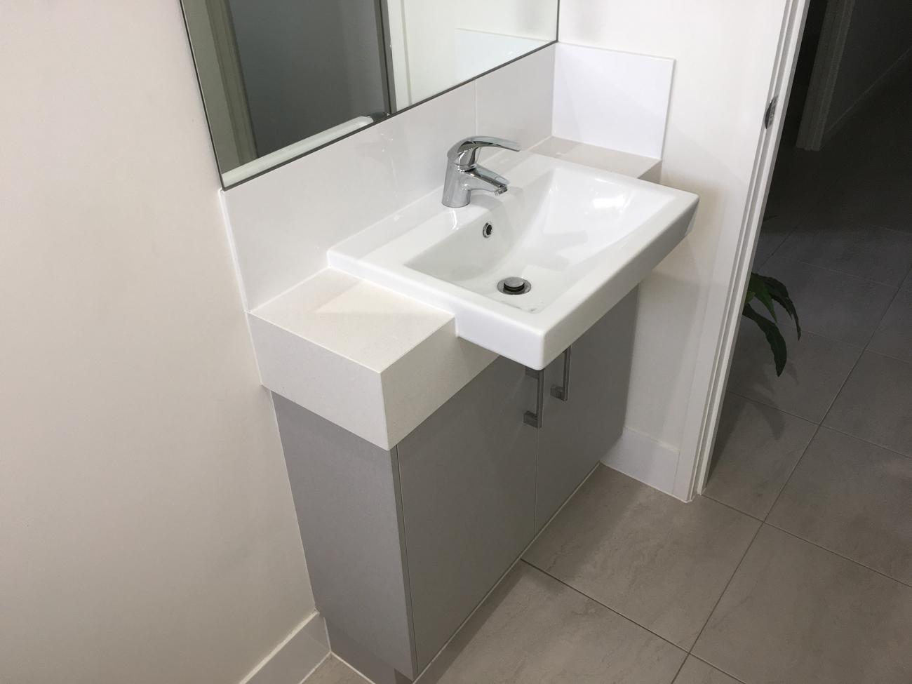 Toilet, Bath, Vanity Basin And Shower Installations